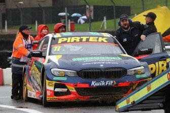 Andrew Jordan, WSR BMW