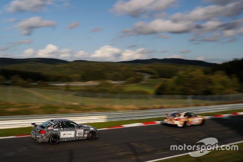 #160 BMW M2 Competition: Beitske Visser, Dirk Adorf