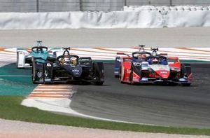Brendon Hartley, Dragon Racing, Penske EV-4, Jérôme d'Ambrosio, Mahindra Racing, M6Electro