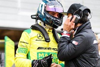 #48 Mercedes-AMG Team Mann Filter Mercedes-AMG GT3: Raffaele Marciello