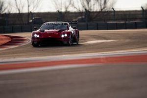 #90 TF Sport Aston Martin Vantage AMR: Salih Yoluc, Charlie Eastwood, Jonathan Adam