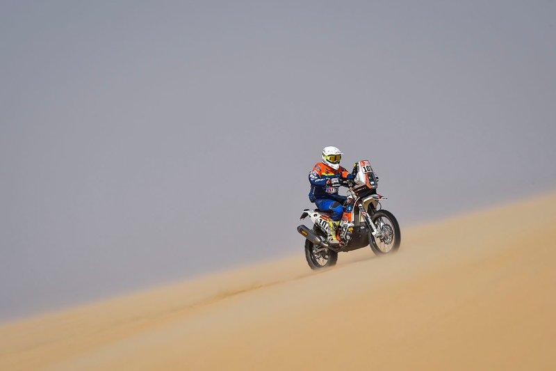 #107 KTM: Lionel Costes