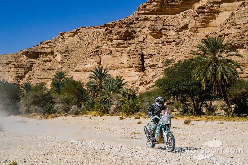 #128 KTM: Giordano Pacheco