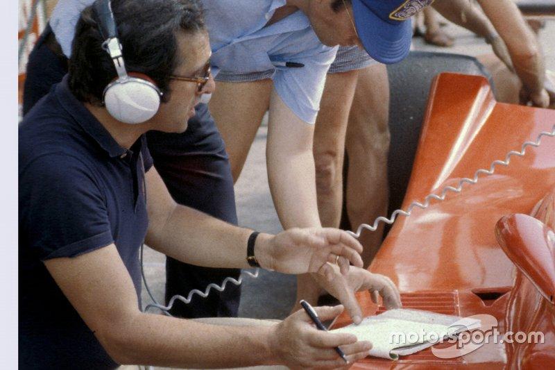 Una historia que triunfó: Gilles Villeneuve retrasó 10 años el cambio semiautomático en la Fórmula 1, en Ferrari
