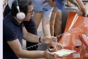 Mauro Forghieri, direttore tecnico Ferrari 1979