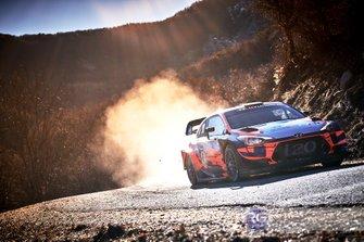 Sebastien Loeb, Daniel Elena, Hyundai i20 Coupe WRC