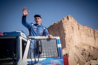 #501 Team KAMAZ Master: Dmitry Sotnikov