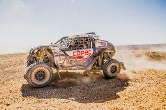 #400 South Racing - Can Am: Francisco Lopez Contardo, Juan Pablo Latrach Vinagre