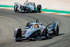 Stoffel Vandoorne, Mercedes Benz EQ Formula, EQ Silver Arrow 01 Nyck de Vries, Mercedes Benz EQ, EQ Silver Arrow 01