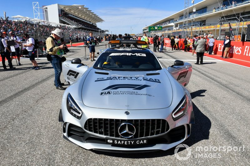 The safety-car