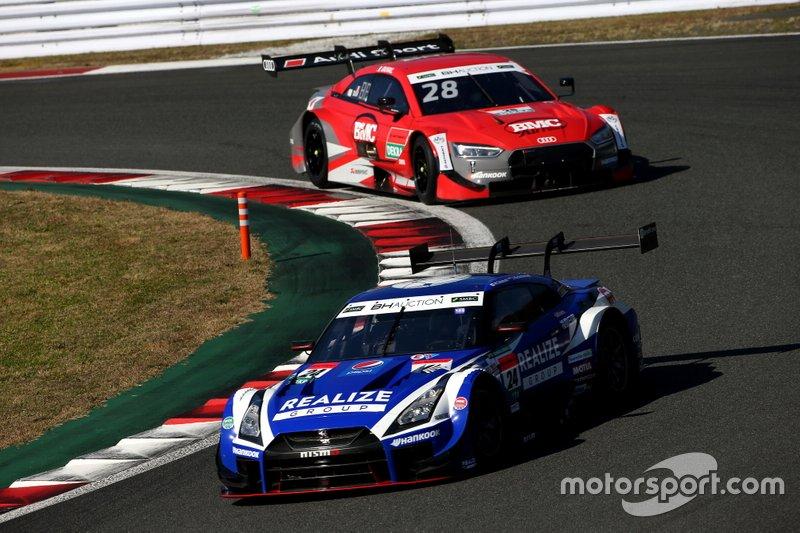 Jann Mardenborough, Kondo Racing Nissan GT-R NISMO GT500