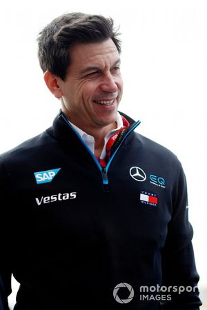 Toto Wolff, Director de Mercedes AMG F1 Team