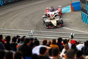 Antonio Felix da Costa, DS Techeetah, DS E-Tense FE20 Pascal Wehrlein, Mahindra Racing, M6Electro