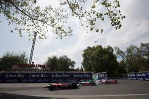 Oliver Rowland, Nissan e.Dams, Nissan IMO2 Lucas Di Grassi, Audi Sport ABT Schaeffler, Audi e-tron FE06, Jérôme d'Ambrosio, Mahindra Racing, M6Electro