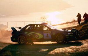 Juha Kankkunen, Subaru Impreza WRC 99/2000