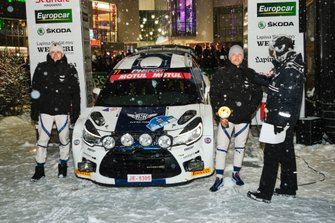 Valtteri Bottas, Timo Rautiainen, PH Sort Citroen DS3 WRC