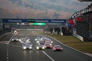 Salida de la carrera 2 de la Dream Race
