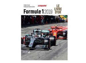 Le livre d'or de la Formule 1 2019