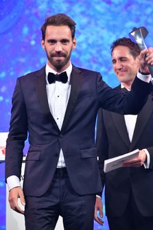 Jean-Eric Vergne wins the Moment of the Year Award