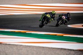 Valentino Rossi, MotoGP YZR-M1, Lewis Hamilton, Yamaha MotoGP YZR-M1