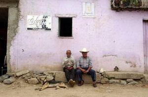 Espectadores en México
