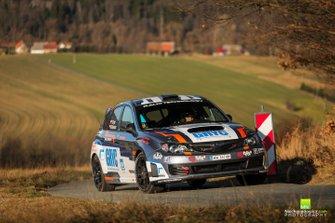 Tomasz Gryc, Michał Kuśnierz, Subaru Impreza
