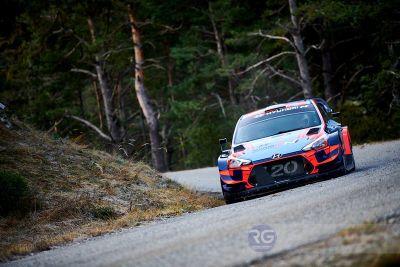 Tests before WRC 2020