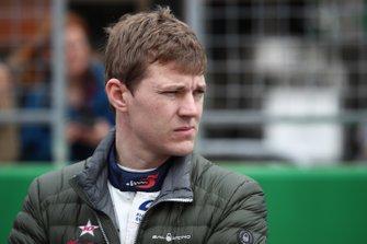 #21 Dragonspeed BR Engineering BR1: Ben Hanley