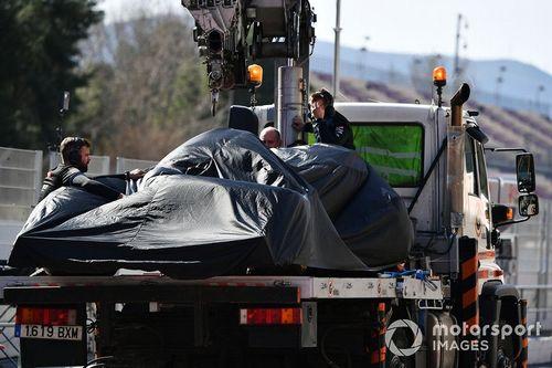 """Williams: """"Már három motorproblémánk is volt..."""""""