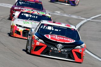 Christopher Bell, Leavine Family Racing, Toyota Camry Rheem-RTP