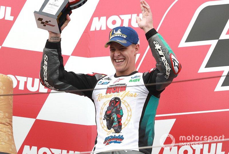 Fabio Quartararo - Mejor rookie MotoGP