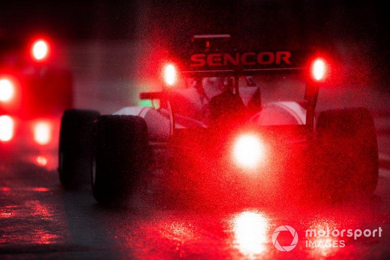 Igor Fraga, Sauber Junior Team by Charouz