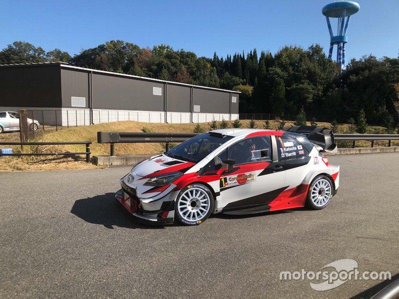 Takamoto Katsuta / Daniel Barritt | Toyota Yaris WRC