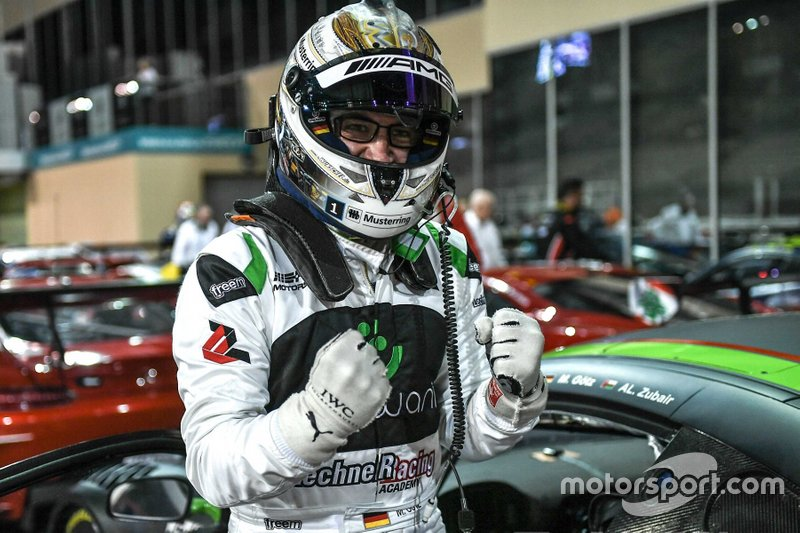 Pole position : #48 HTP Motorsport Mercedes AMG GT3: Maximilian Gotz