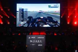 Formula 1 Esports series China Championship Middle and Western Final