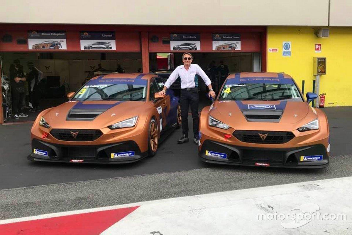 Tarcisio Bernasconi, Scuderia del Girasole by Cupra Racing, Cupra Leon Competicion TCR