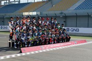 Tutti i piloti della Moto2