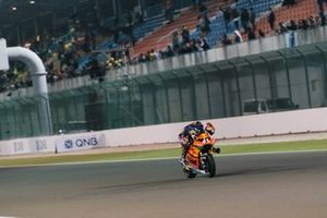 Race winner Tetsuta Nagashima, Red Bull KTM Ajo