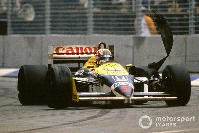 Nigel Mansell: 41 yıl 3 ay 5 gün - 1994 Avustralya