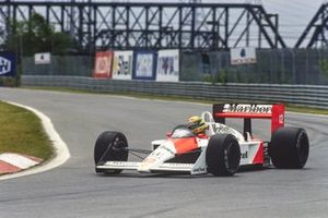 Ayrton Senna, McLaren MP4-4 Honda