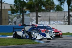 #52 PR1 Mathiasen Motorsports ORECA LMP2 07, LMP2: Patrick Kelly, Simon Trummer, #25 BMW Team RLL BMW M8 GTE, GTLM: Connor De Phillippi, Bruno Spengler