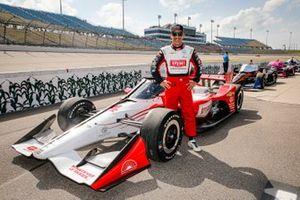 Tony Kanaan, A.J. Foyt Enterprises Chevrolet