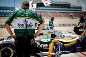 Graham Rahal, Rahal Letterman Lanigan Racing Honda, membro del team
