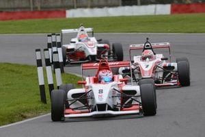 George Russell, Lanan Racing