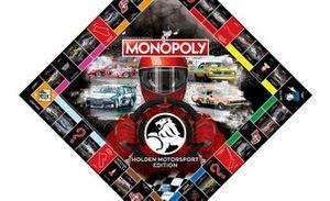 Monopoly Holden Motorsport edition