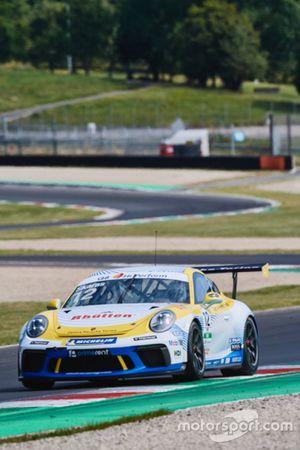 Emil Skaras, Ombra Racing - Centro Porsche Torino