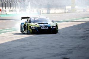 #71 T3-HRT-Motorsport Audi R8 LMS: Maximilian Paul, Niels Langeveld