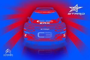 Citroen/STARD C3 ERX electric