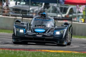 #10 Wayne Taylor Racing Cadillac DPi: Renger Van Der Zande, Ryan Briscoe