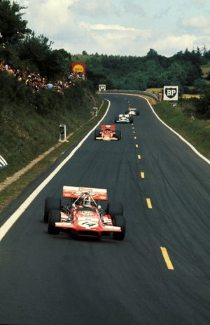 Chris Amon, March 701